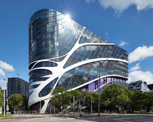 Victorian Comprehensive Cancer Centre cancer hospital and research facility